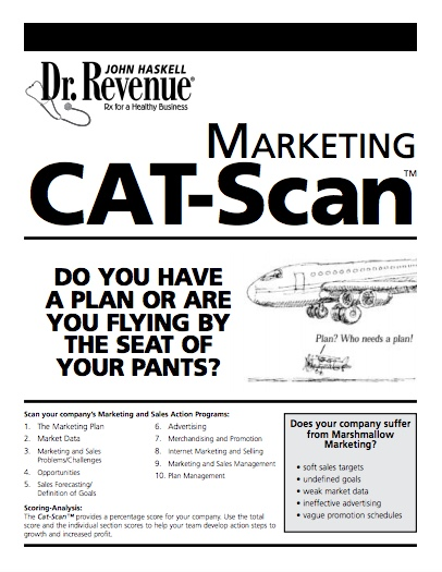 CAT-Scan Test by Dr Revenue
